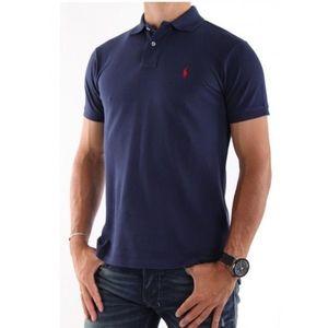 Men's Ralph Lauren Polo Shirt in Navy